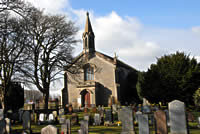 Old Dalgety Church